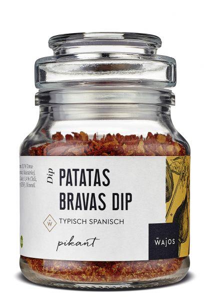 PATATAS BRAVAS DIP,90g Spanisch