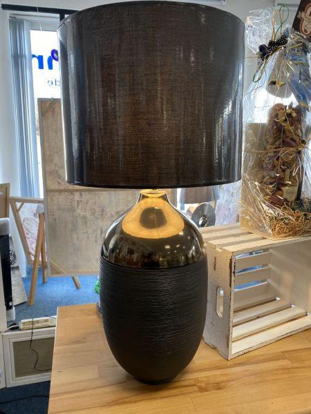 Tischlampe Keramik 78 x 38 cm