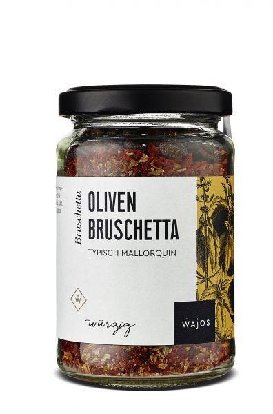 Oliven Bruschetta Mallorquin
