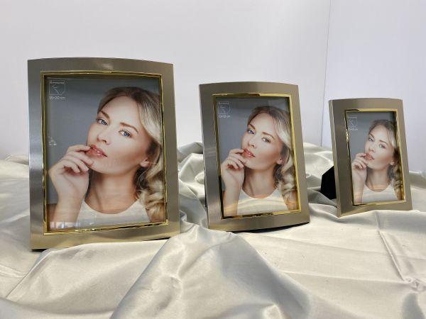 Fotorahmen gold 10 x 15