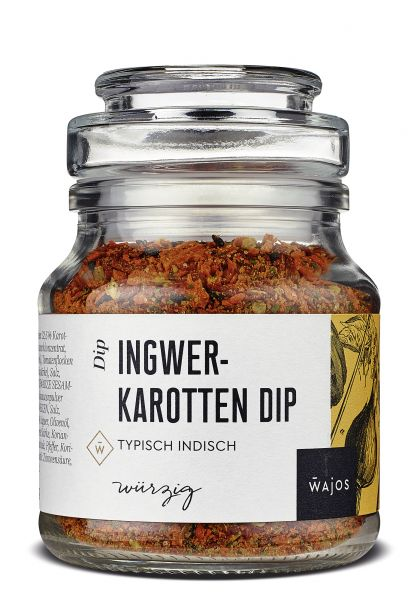Ingwer-Karotten DIP, 105 g